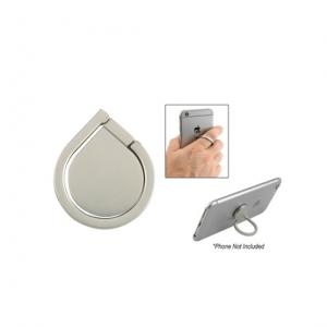ALUMINIUM CELL PHONE RING AND STAND