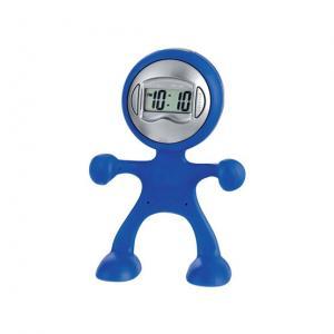 Digital Alarm Clock with Clip
