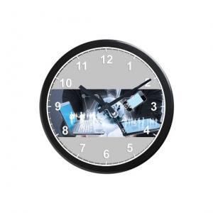 "Grande Wall Clock - 14"""