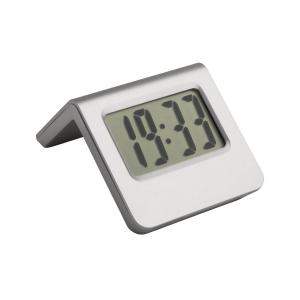 Desk clock with alarm function