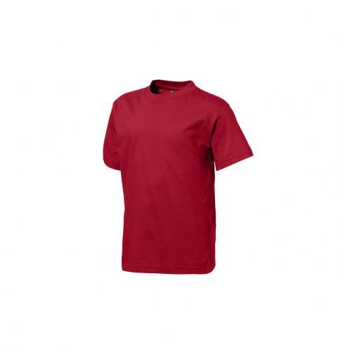 Short sleeve kids t-shirt.