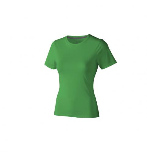 Short sleeve women's T-shirt.
