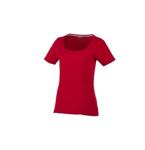 short sleeve women's scoop neck t-shirt.