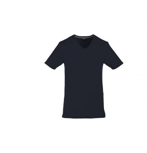 short sleeve men's v-neck t-shirt.