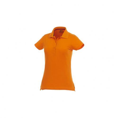 short sleeve women's polo