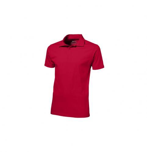 short sleeve men's jersey polo.
