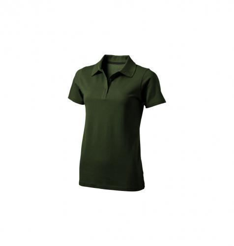 short sleeve women's polo.