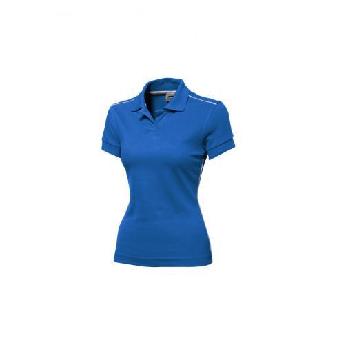 short sleeve ladies polo.