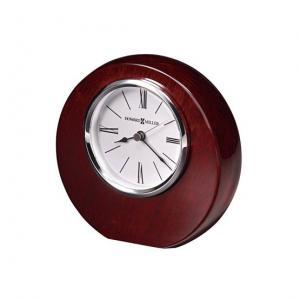 Round Rosewood Clock